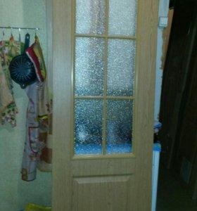 Двери межкомнатные полотно