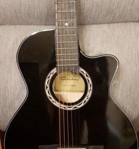 Акустическая гитара (новая)