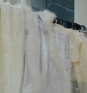 Свадебные шубки, накидки, болеро