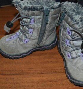 ботиночки осень.12 см по стельке