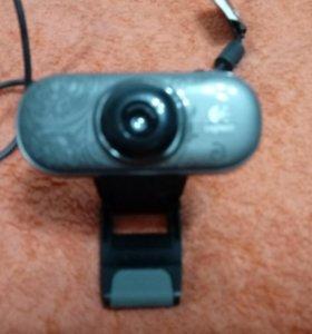 Вебкамера Logitech