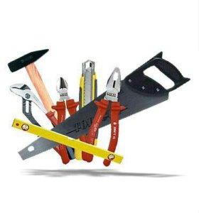 Установка дверей и др. плотницкие услуги