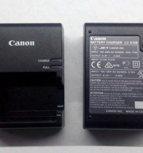 Зарядное устройство для Canon EOS 1100D LC-E10E OR