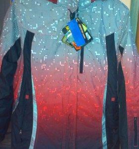 Куртка новая, зима. 48-50 раз.