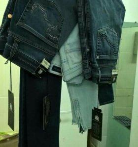 Продам джинсы привезены из USA на худеньких