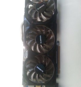 nvidia GeForce GTX 560 Ti от gigabyte