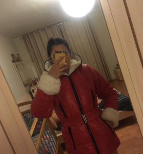 Новые куртки зима