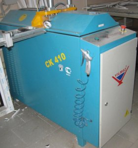 Продам б/у оборудование для пвх yilmaz (2008-2010