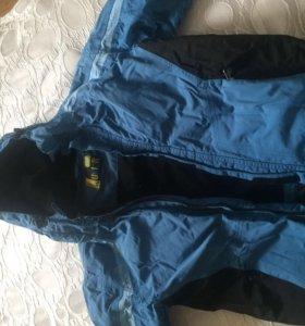 Куртка г/л на рост 134