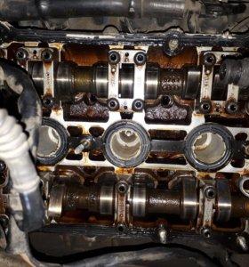 Двигатель ALF 2.4 ауди на запчасти