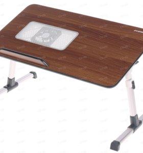 Столик для ноутбука Evercool NTC-101 цвет орех