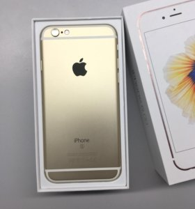iPhone 6s-64GB Gold