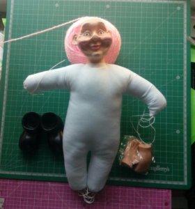 Заготовка клоуна