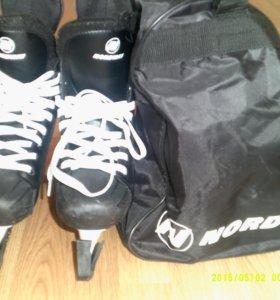 Продам Коньки Хоккейные Nordway Montreal 37 размер