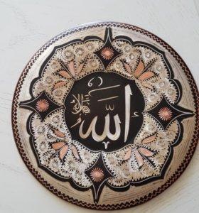 Пано арабское, для оформления интерьера