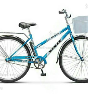 Велосипед Stels Navigator 350 Lady голубой