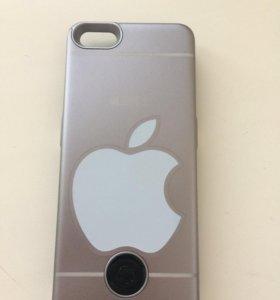 Продам чехол АКБ-кейс на Айфон 5s