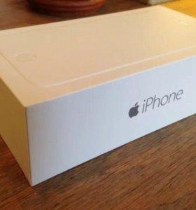 Коробки iPhone 6 и 5s