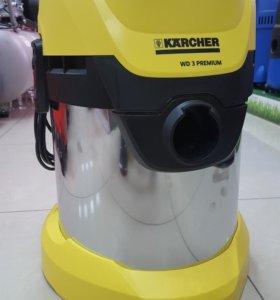 Пылесос KARCHER WD3 Premium