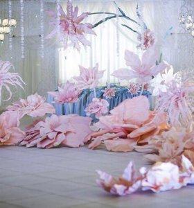 Свадебный декор и оформление