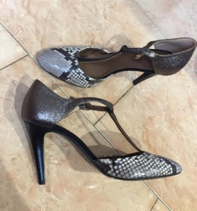 Новые итальянские туфли
