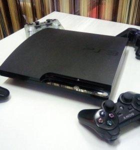 PS3 Slim 320Gb прошиваемая.