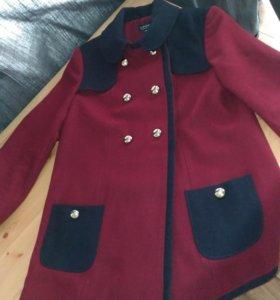 Пальто topshop 44-46