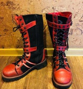 Ботинки зимние Westriders.