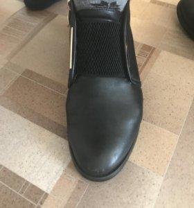 Ботинки! Натуральная кожа