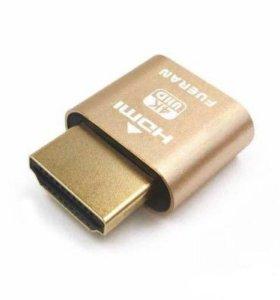 HDMI monitor emulator 4K