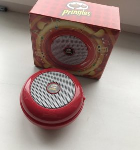 Pringles колонка