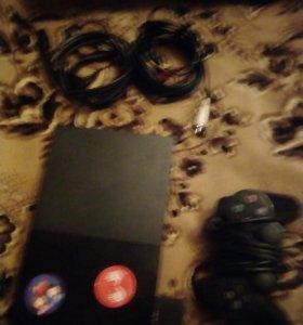 Игровая приставка SonyPlayStation 2