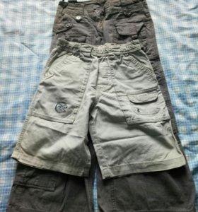 брюки и шорты