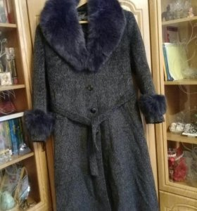 Пальто. Размер 50