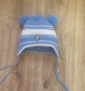 Зимняя шапка 40-42