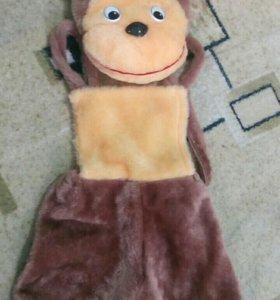 Новый костюм обезьянки