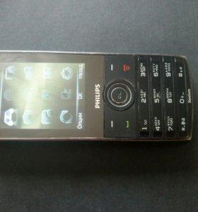 Телефон Philips x501