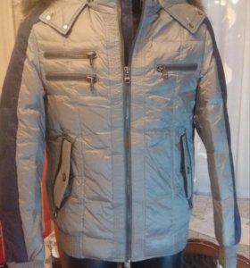 Мужская куртка. Зимняя.