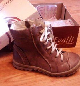Ботинки зимние женские Evalli