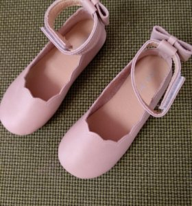 Милые туфельки на девочку
