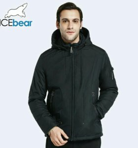 Куртка осень ICEBEAR