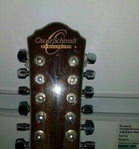 Гитара 12 ти струнная