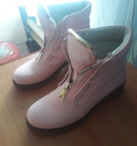 Ботинки (осенние, весенние)