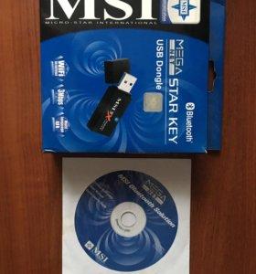 Bluetooth MSI