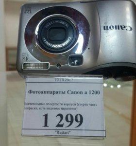 Фотоаппарат Canon a1200
