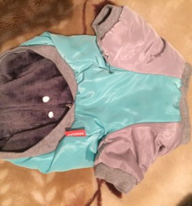 Куртка для собаки