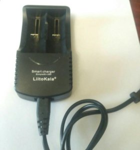 Зарядное устройство для аккумуляторов, 18650