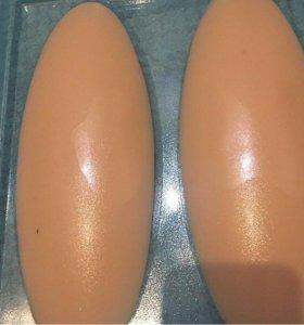 Силиконовые накладки для кривых и худых ног