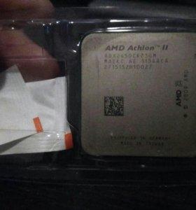 AMD Athlon II X2 245 2.9мгц