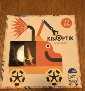 Развлекательная игра Kinoptik